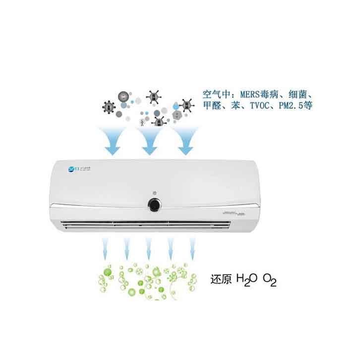 家用挂壁式空气净化器